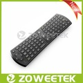 Los más populares mini mosca 2.4g girocompás aire ratón inalámbrico de teclado hisense tv mando a distancia