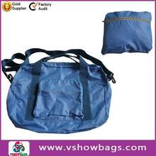 guangzhou fodable shopping bag manufacturer polyester foldable shopping bag