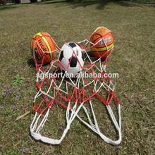 high quality basketball net/Braided white mini Basketball nets