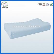 Half Moon neck message foam pillows