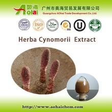 strengthen activity of sperm Herba Cynomorii Extract with ratio 10:1