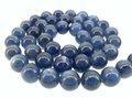 الجملة حجر شبه الثمينة الخرز kyanite قطع الأحجار الكريمة الطبيعية 8mm ما هو معنى بلورات