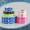 2014 personnalisée. degisn roll étiquette de l'emballage de savon liquide