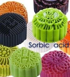 SORBIC ACID cas: 110-44-1 Sorbic Acid
