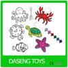 diy plastic suncatcher for children suncatcher keychain
