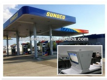 """22"""" outdoor commercial display,gas station digital display signage,waterproof lcd monitor"""
