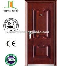 TN-G212 High Quality Single Leaf Entry Steel Security Door