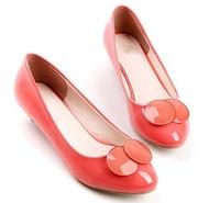 lower heels relaxing shoes 5 colorful styles WZXA-2