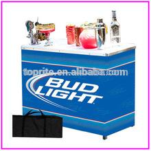 Portátil de aluminio barra de bar / plegable portátil / portátil mesa de un bar