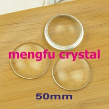 Wholesale 2015 fationable 12X4MM Round face glass gems accessories jewelry
