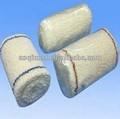 Crepe de algodón vendas/vendaje elástico rollo