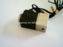 miniature solenoid valves manufacturers 2V010-M5,Small size Aluminum body,Orifice 1mm ,port siaze M5,NMPC Brand name