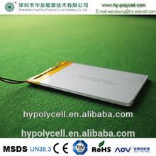 tablet battery 3.7v 2800mah 3570100