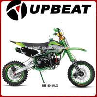 high quality KLX style sport racing 150 dirt bike 160cc pit bike for sale
