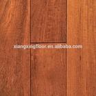 Factory price Water-proof Burma Teak Solid wood Floor
