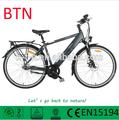 Caliente verde de la ciudad en bicicleta eléctrica/ciudad 28''/barata bicicleta 8 diversión/bafang 3 rueda de bicicleta eléctrica