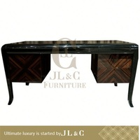 JT01-08 2013 hot sale writing desk with solid wood in living room from JL&C furniture(China supplier)