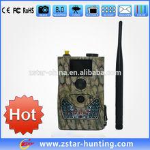 New HD 720P scout guard SG550M 940nm blue IR LED digital home security camera