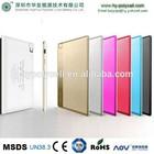 Hot sale cheap price 850/1500mAh ultra slim portable power bank