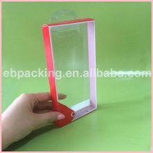 transparent PP plastic case