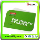 China factory price 13.56mhz blank rfid card