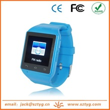 China products Bluetooth Watch ,SIM Card,Touch Screen,Mp3 Player ,FM Radio,Great QWERTY Virtual Keyboard