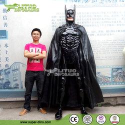 Fiberglass Park Superhero Batman Statue