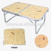 Wide Mini Table Aluminium Portable Foldable Camping Outdoor