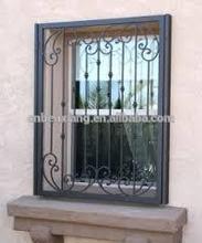Hot sales iron grill window door designs