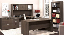 Modern wooden office furniture, office collection, credenza shell (SZ-OD022)