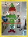 роёдество костюм талисмана эльф взрослых талисман эльф на полке костюм талисмана