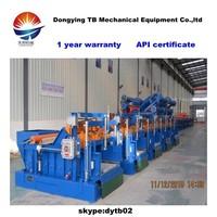 API certificate brandt shale shaker/solid control system/ oilfield equipment