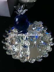 fantastic vivid crystal fruit for wedding gift