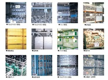 high quality and inexpensive warehouse container metal box pallet used different industries