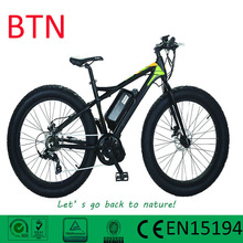 Fat tire electric bike,chinese electric vehicle BTN