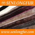 Avanzada tecnológica teñido manta de la zalea de color
