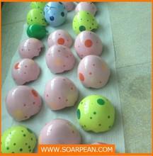 Silicone artificial simulation Dinosaur eggs sculpture