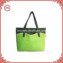 eco-friendly new design strong reusable oxford shoulder bag
