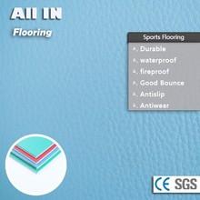 New Excellent Plastic sports flooring clay floor tile