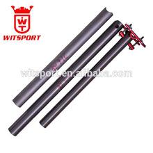 adjustable 31.8 titanium bicycle seat tube