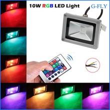 10 watt rgb Excellent luminous efficiency floodlight