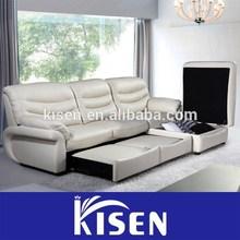 Home furniture modern living room recliner sofa set