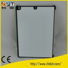 blank pc case for ipad air,2D pc case for apple ipad air