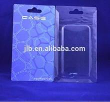 Custom Slide blister packaging box for cell phone case packing