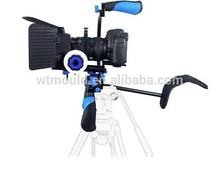 RL-02+Set DSLR Rig RL-02 Video Shoulder Camera Mount Support/Follow Focus Set/Dslr video camera rig set
