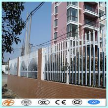 high quality beautiful plastic garden fence