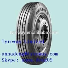 truck tire wanli brands 11R22.5 11R24.5 12R22.5