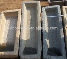 garden decorative flowerpots for sale Stone Antique Water Trough