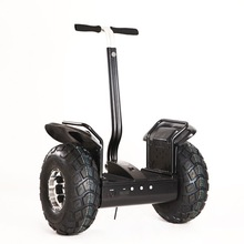 2014 Latest 2000W Power 72V Lithium Battery Self Balancing Off Road Electric Motorcycle