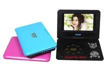 Hot selling portable dvd player jac j5 car dvd player